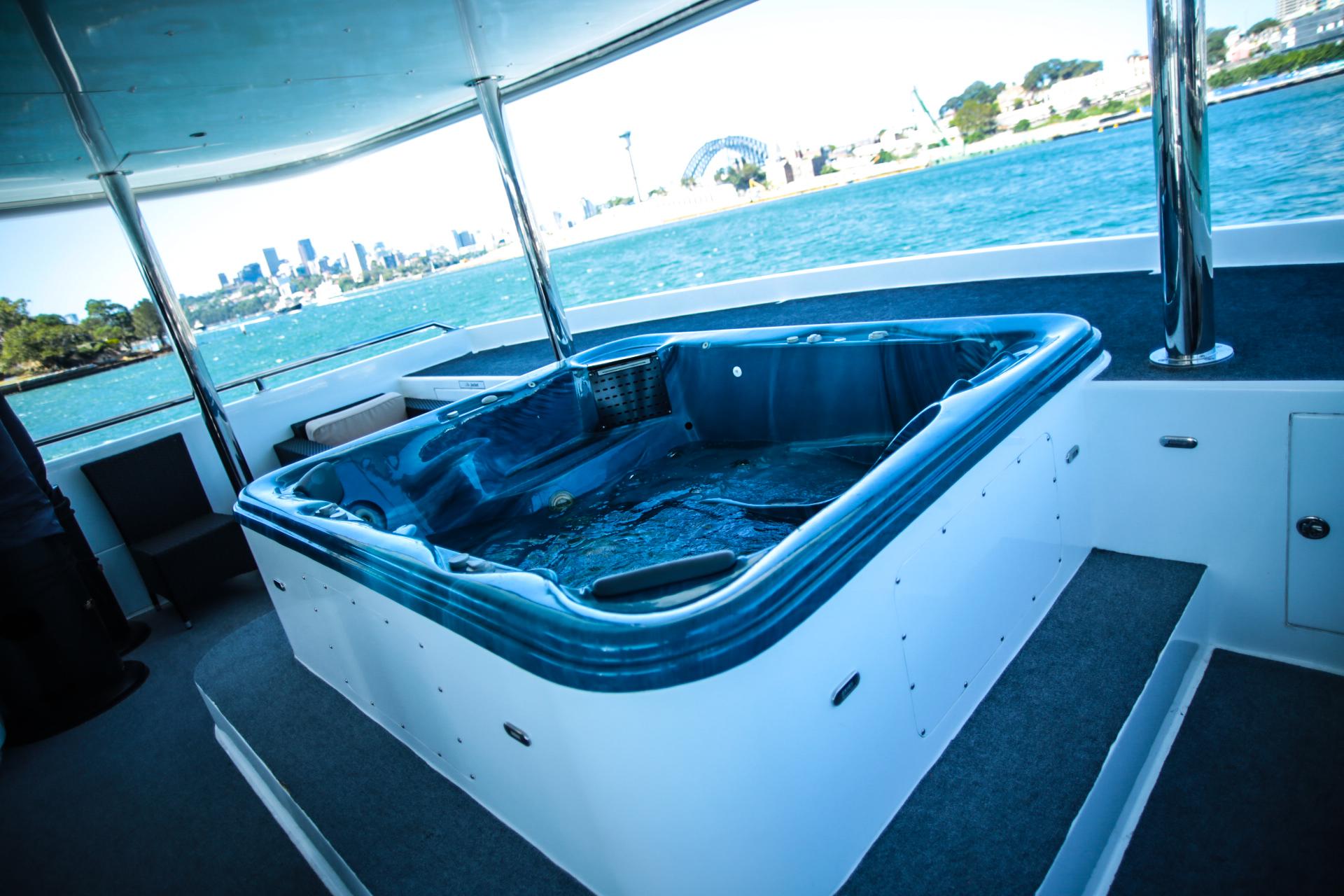 Karisma  SydneyKarisma Boat Charter Hire Sydney Harbour