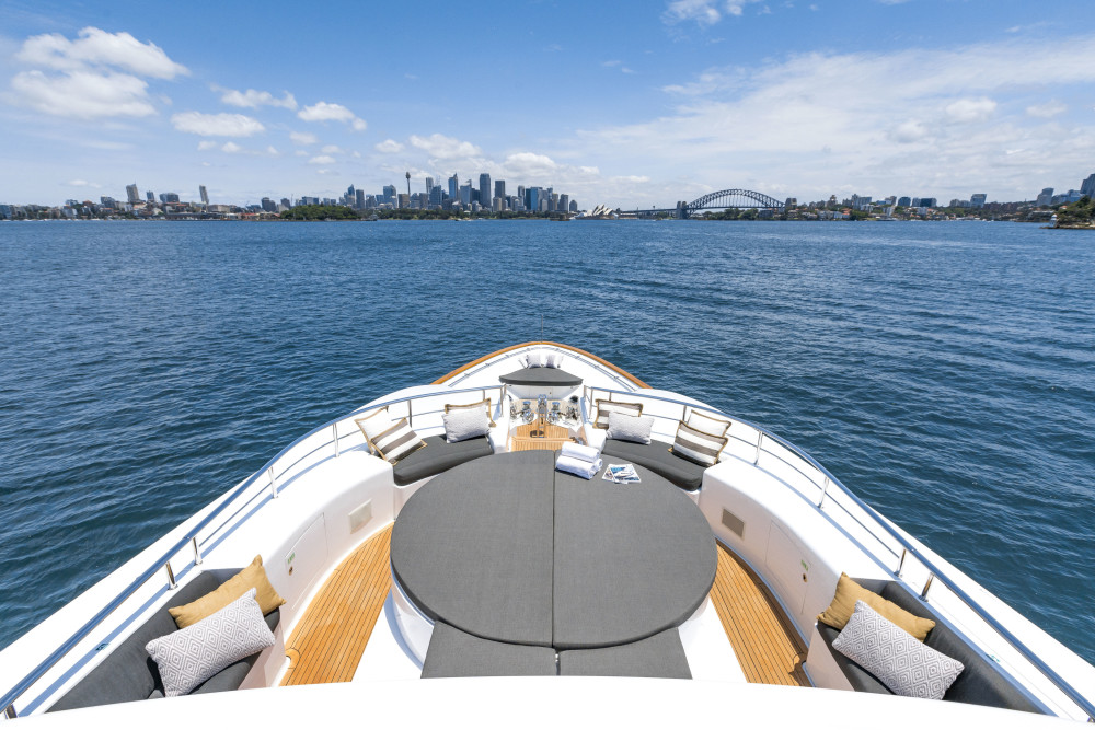 sydney harbour luxe charters