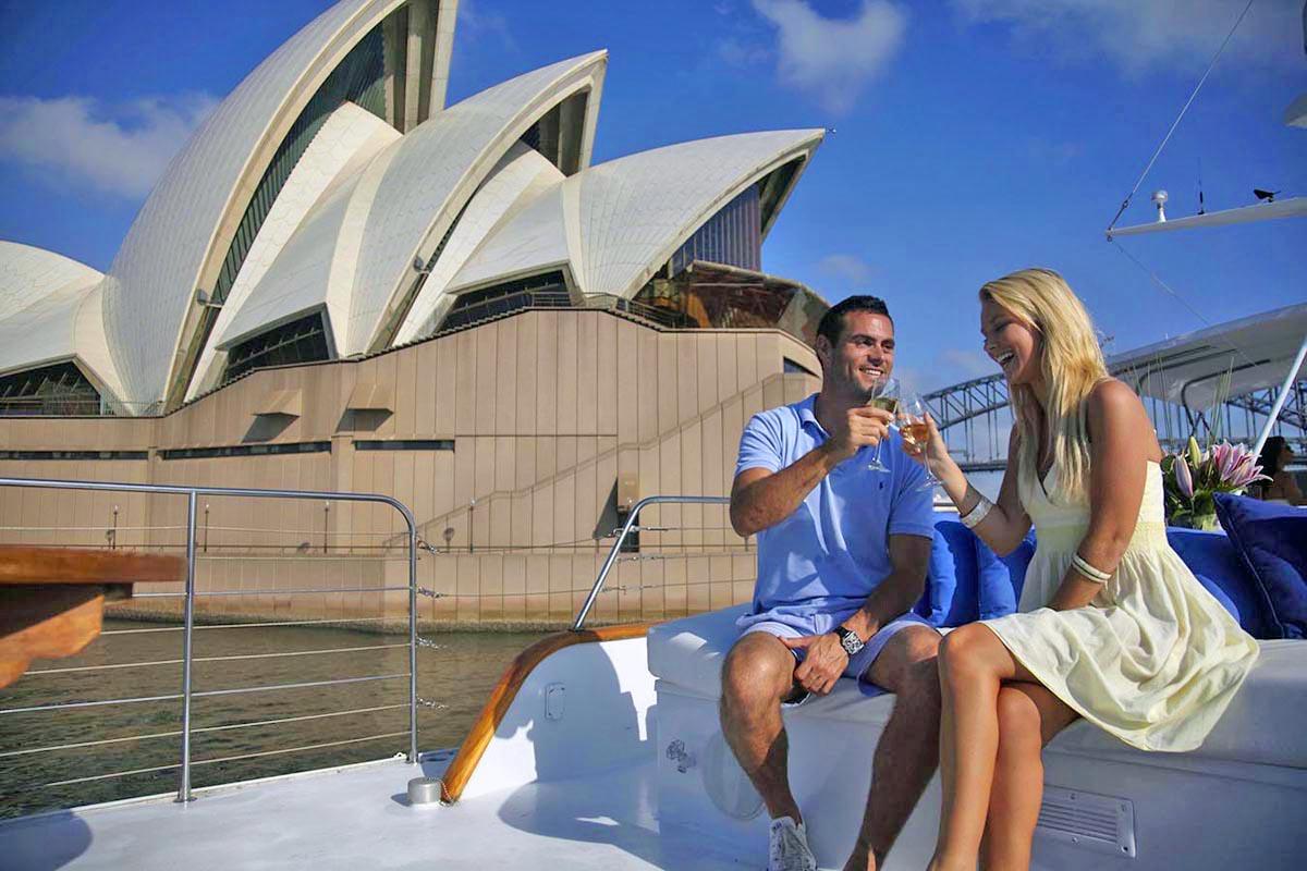Sydney harbour charters