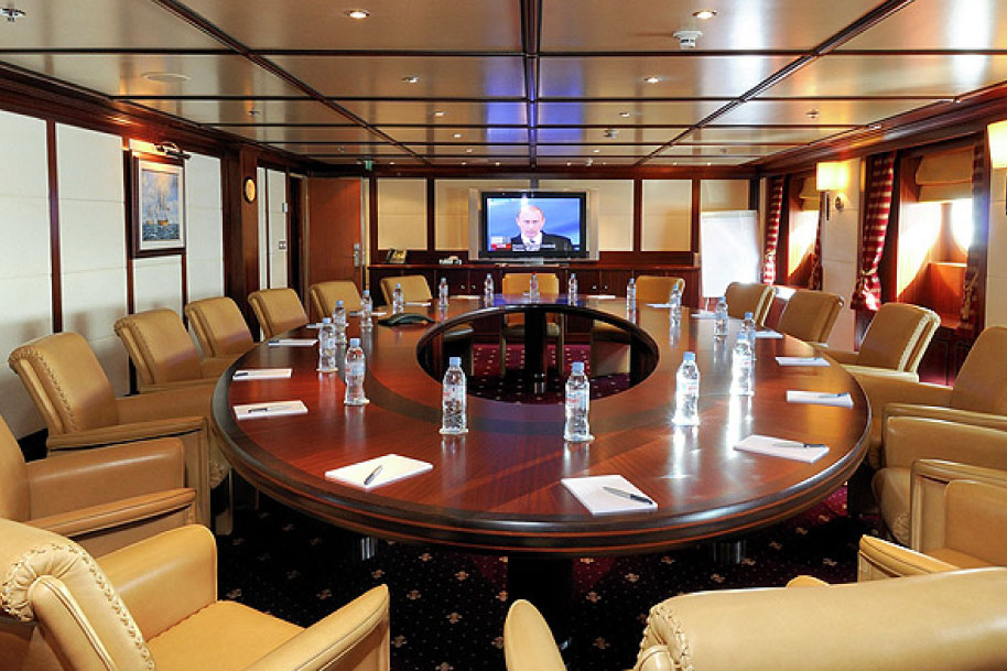 Executive meeting harbour charters