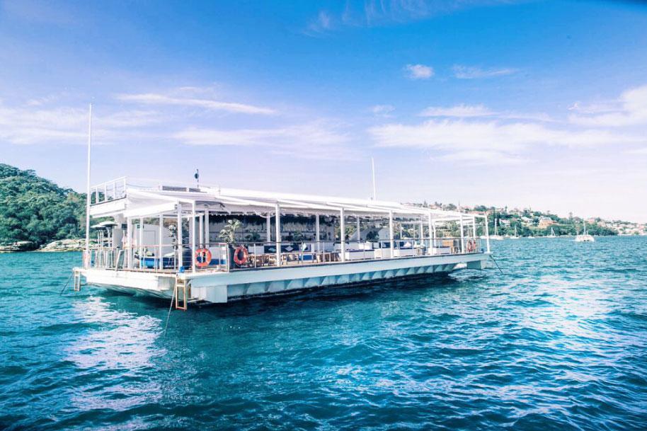 Sydney harbour cha