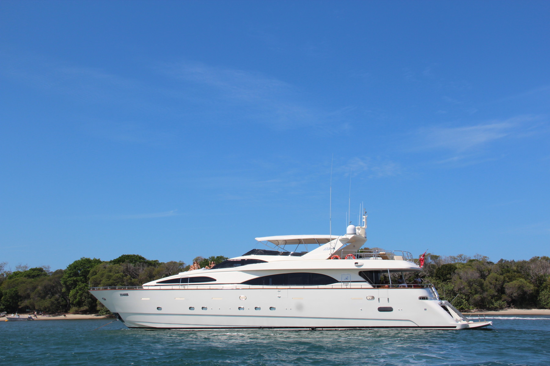 Lady Pamela Super Yacht