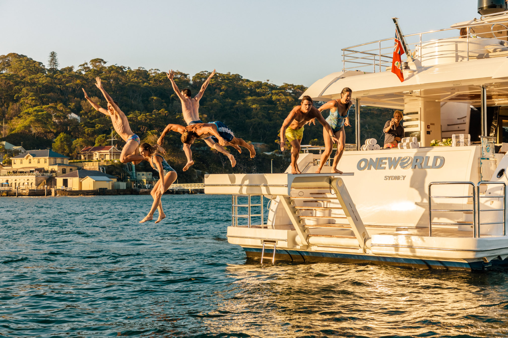 Oneworld Harbour Charters