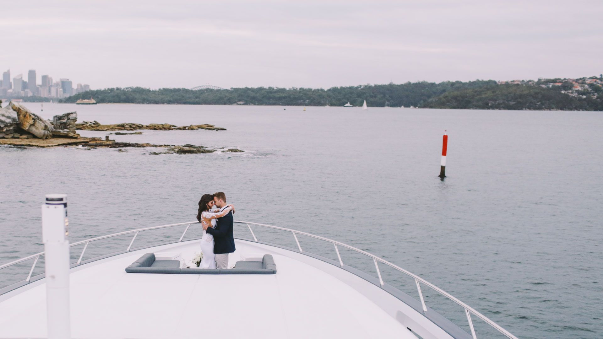 SUPER YACHT WEDDINGS