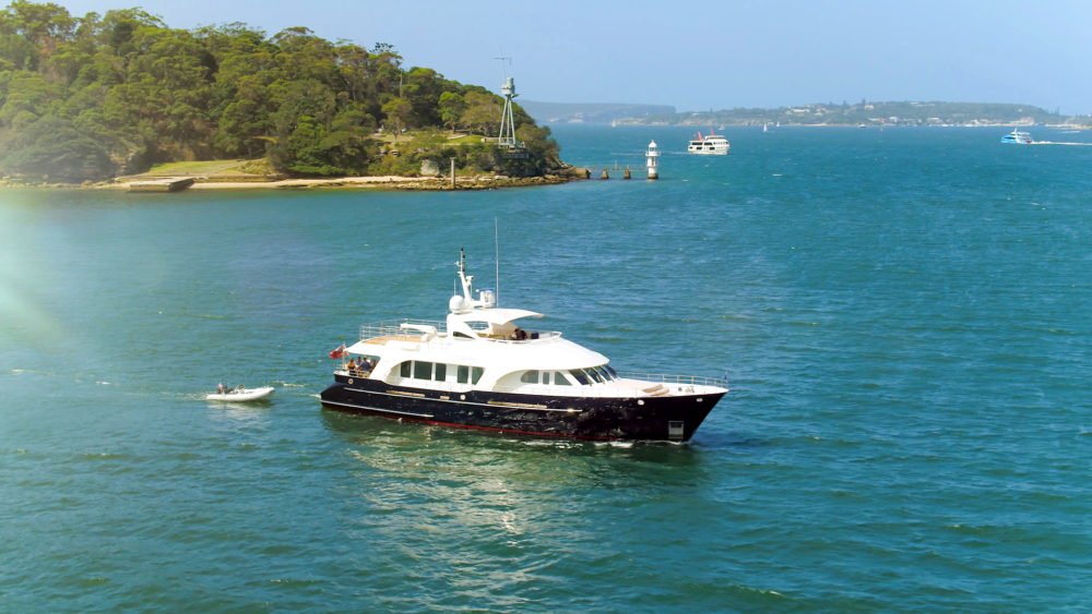 AURORA Hire Sydney Harbour